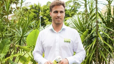 When David Freeman started h2coco, he had a hard time convincing stockists there was a market for coconut water.
