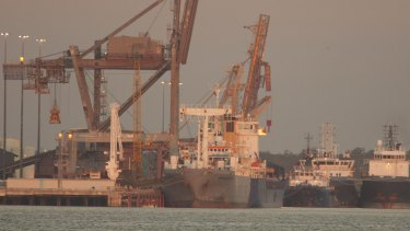 The 99-year lease of the Port of Darwin caused disquiet in the US.