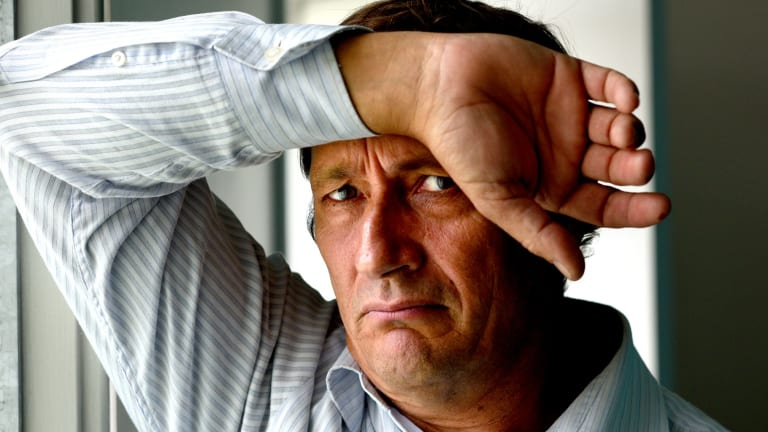 Mark Fabbro, a victim of abuse at Xavier College, has called for greater transparency.