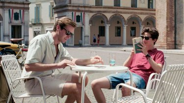 <i>Call Me By Your Name</i> has introduced a new generation of readers to the works of Andre Aciman.
