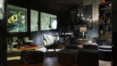 <i>Atelier</i>, by Martyn Thompson Studio.