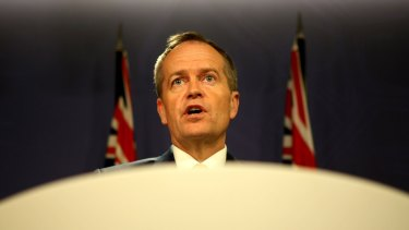 Bill Shorten's recovery after his Turnbull-induced trough has been slow but relatively constant.