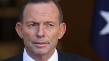 Mr Abbott has said repeatedly this year that Iraqis do not want Western combat troops in their country.