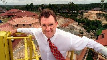 Chris Downy has a history as a gambling industry lobbyist.