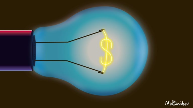 Energy officials need to do more work to determine the exact potential household saving. Illustration: Matt Davidson