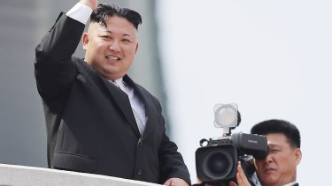 """Kim Jong Un displays some """"narcissistic personality traits'', according to a South Korean expert."""