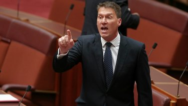 Cory Bernardi has been rumoured to be preparing to form a breakaway conservative party movement.