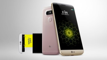The LG G5 is a powerful smartphone in its own right, but it it gets by with a little help from its friends.