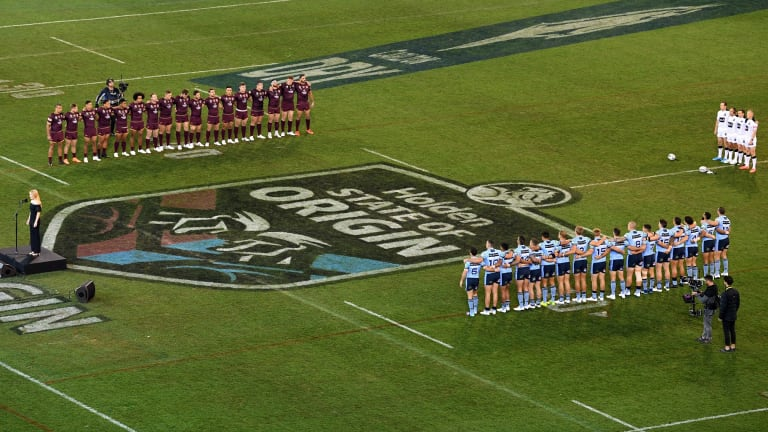 Alcohol manufacturer and distributor Lion sponsors the NRL.