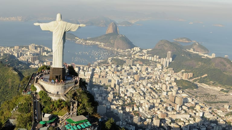 The city of Rio de Janeiro will host the Olympic Games, which kick off on August 5.