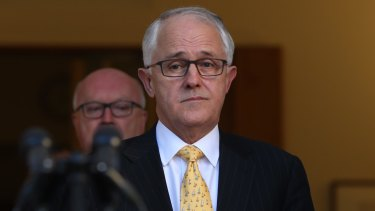 Prime Minister Malcolm Turnbull has been embarrassed again.