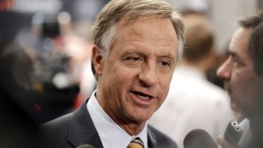 Governor Bill Haslam of Tennessee is opposed to making the Bible the state's official book.