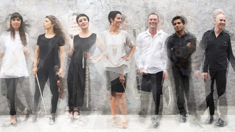 Ensemble Offspring celebrated new beginnings at the Sydney Conservatorium of Music.