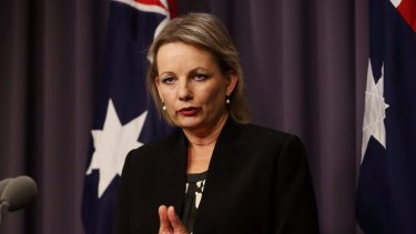Welcoming ideas to reduce costs for patients: Health minister Sussan Ley.