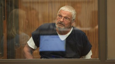 Nick Philippoussis appears at the San Diego court,