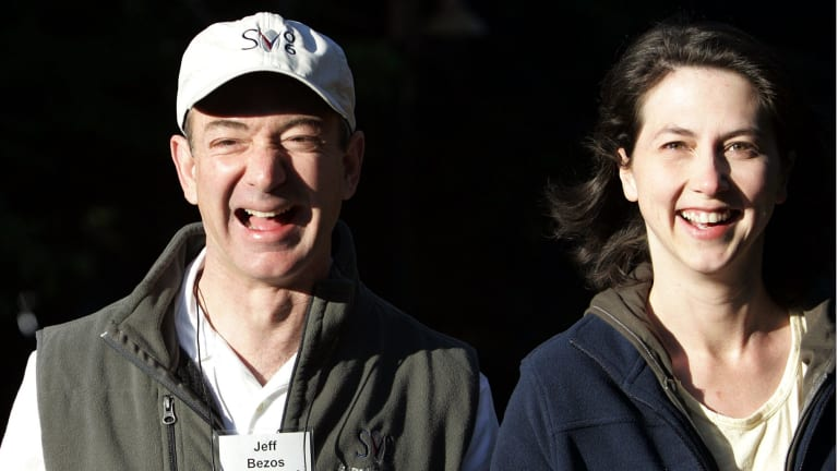 Bezos and his wife, MacKenzie, will be donating the sum to TheDream.US, a scholarship program that has awarded more than 1,700 immigrants more than $US19 million in financial assistance since it launched in 2014.