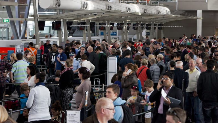 With queues not an issue, Airly claims their service could save travellers around two hours per round trip.