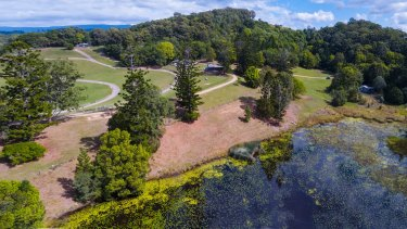 The owner of the North Byron Parklands are to create a permanent festival site for up to 50,000 people.