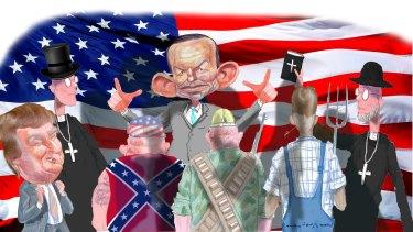 Rocco Fazzari on Tony Abbott's US visit.