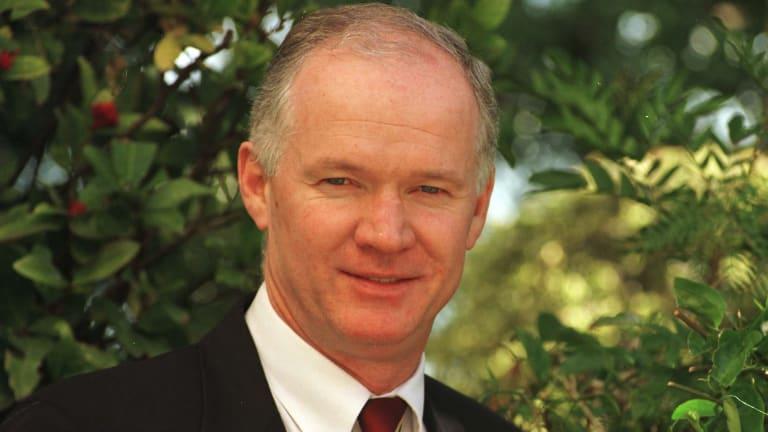 Former Queensland Premier Wayne Goss died at home on Monday.