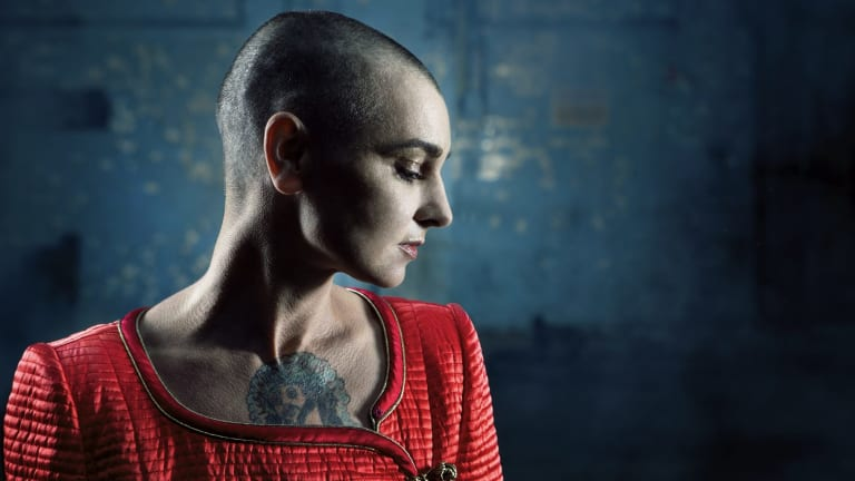 Sinead O'Connor wrote a troubling post on her Facebook page.
