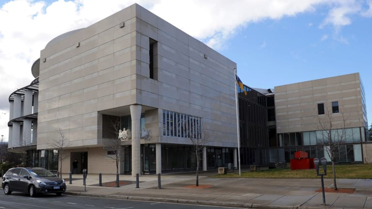 The pair faced the ACT Magistrates Court on Friday.