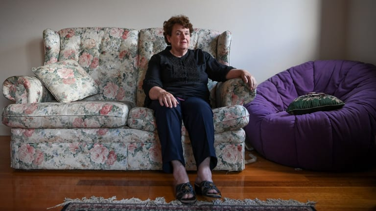 """Tris Raouf has been prescribed oestrogen patches for more than 20 years: """"They think we are funny old chooks, but I'm virtually dead without it."""""""
