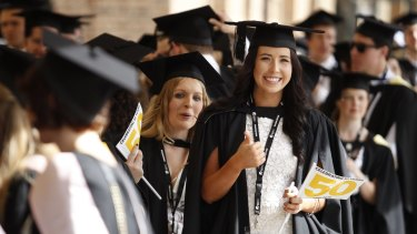 The standard of graduates leaving university is almost never deiscussed in the broader funding debate.