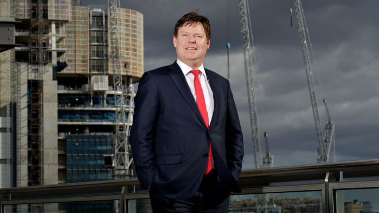 Lend Lease Steve McCann received a $7.6 million pay package.