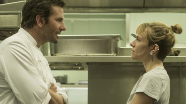 Sienna Miller plays an ambitious chef opposite Bradley Cooper in her new movie <i>Burnt</i>.