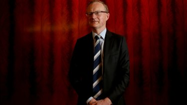 Reserve Bank governor Philip Lowe has placed greater emphasis on stability.