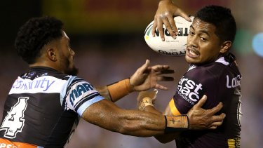 Class act: Anthony Milford's form has been hard to ignore.