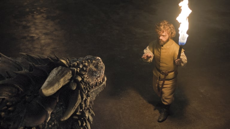 A few loose dragons should help at least.
