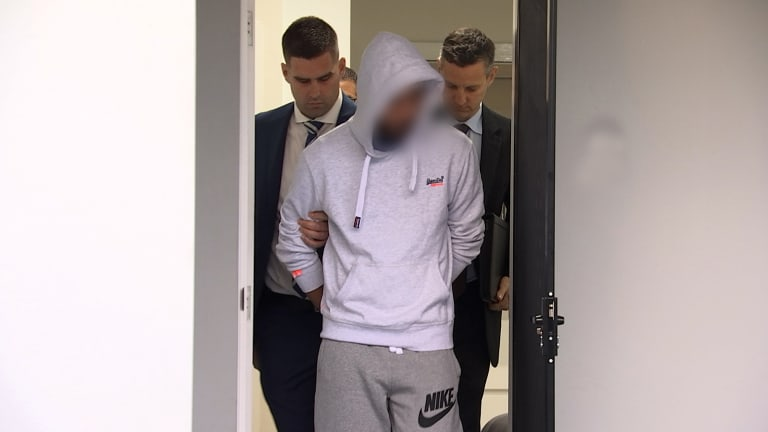 Ahmed Jaghbir, who was arrested in connection with the murder of a bikie associate, is the director of two companies owned by Salim Mehajer.