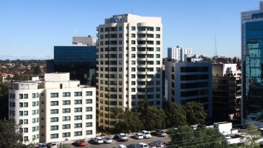"Professor Peter Rees once said the Parramatta CBD was ""sweltering in the sun and not very successful""."