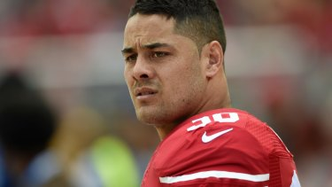 In with a shout? The 49ers have nothing to lose by recalling Jarryd Hayne.