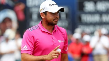 Jason Day finished 1-under in his final round.