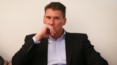 Senator Cory Bernardi, Social Services Minister Christian Porter and shadow treasurer Chris Bowen are among those reportedly affected by the breach.