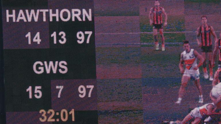 The final score is shown on the scoreboard.