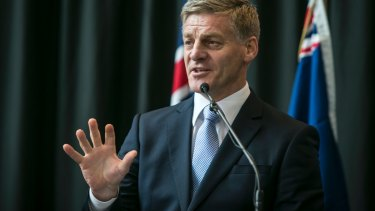 New Zealand Prime Minister Bill English said he was aware of Dr Yang's background.