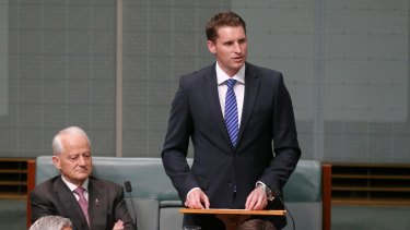 Member for Canning Andrew Hastie delivers his maiden speech in the House of Representatives.