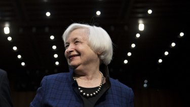 In the Federal Reserve under Janet Yellen's leadership, some 37 per cent of its executives and senior level officers were women in 2015.