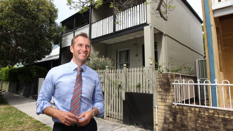NSW Planning Minister Rob Stokes says the government is delivering record numbers of new homes across Sydney.