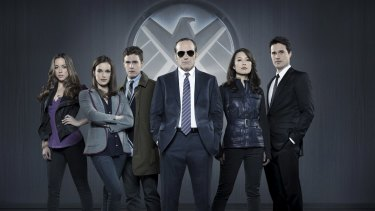 It seems Phil Coulson and his agents of SHIELD can stand up to any threat, except Foxtel.