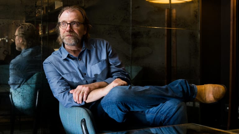 George Saunders won the Man Booker prize with