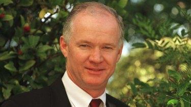 Former Queensland Premier Wayne Goss.