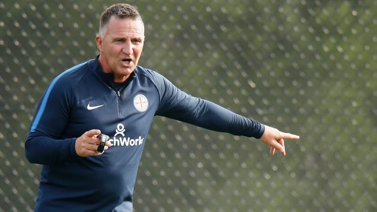Warren Joyce is pleased with his team but is still pushing for more.