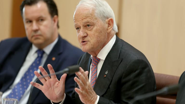 Liberal MP Philip Ruddock has been dumped as chief whip, angering some Liberals.
