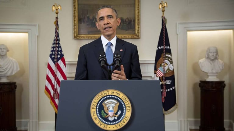 President Barack Obama announces the US will end its sanctions on Cuba after 50 years and will move to normalise diplomatic relations.