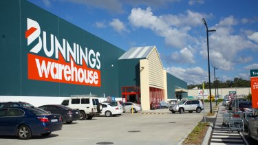 Dodgy tradies are using the ABN of Bunnings Warehouse on invoices to avoid paying tax.